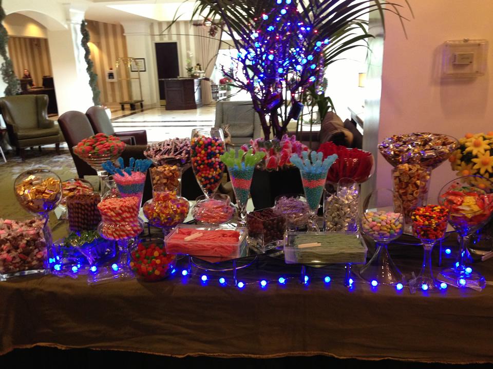 Candy / Dry Fruit Buffet - Fruit Buffet Edible Fruit