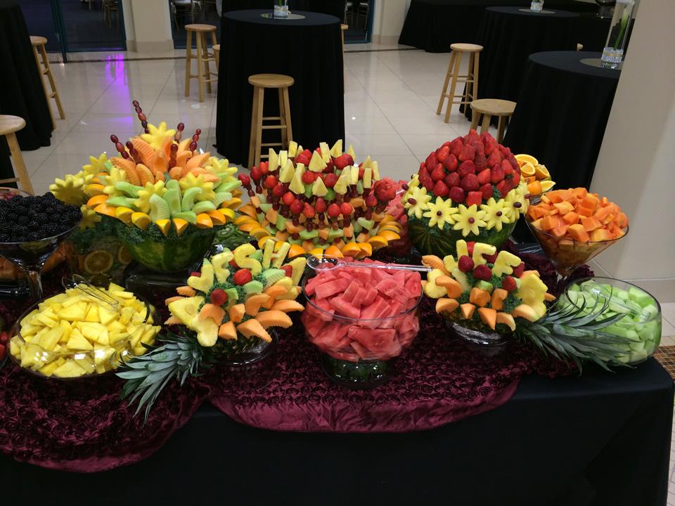 Fruit Buffets Buffet Edible
